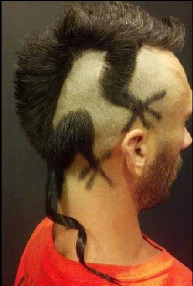 funniest hairstyles, creepy hairstyles, worst hairstyles, horrible hairstyles