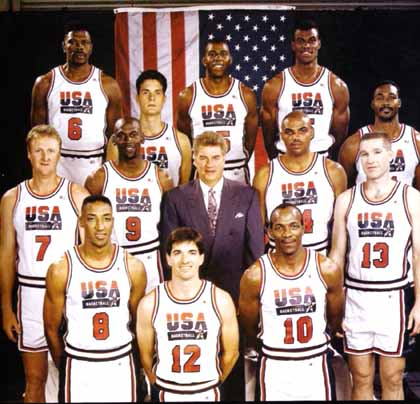 dream team of basketball