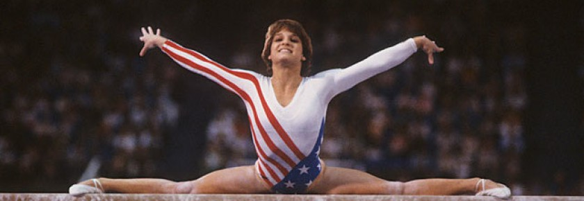 Mary Lou Retton 1984