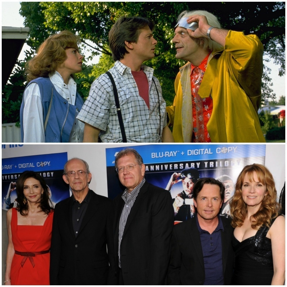 Back To The Future1985- 2010