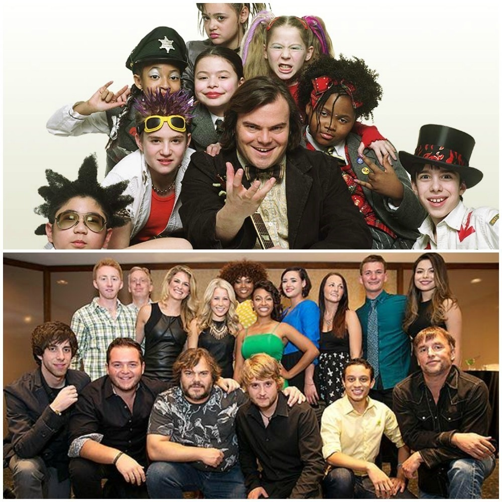 School Of Rock2003-2013