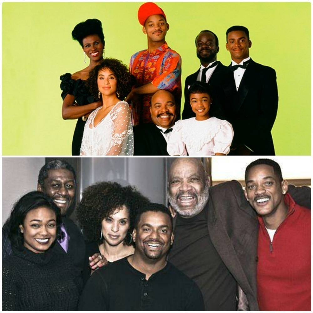 The Fresh Prince of Bel-Air1990-2011
