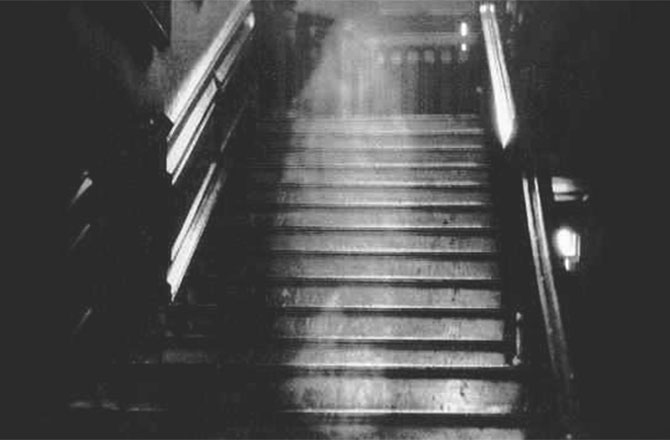 brown lady of raynham hall story