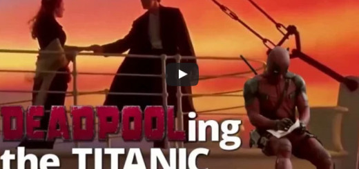 deadpool & titanic melody