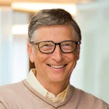 Bill Gates, billionaire, rich Americans