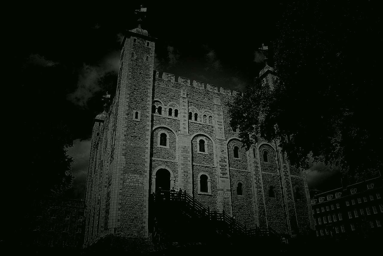 tower-of-london. haunted tower-of- London
