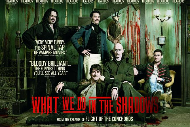 What We Do In The Shadows, What We Do In The Shadows moview