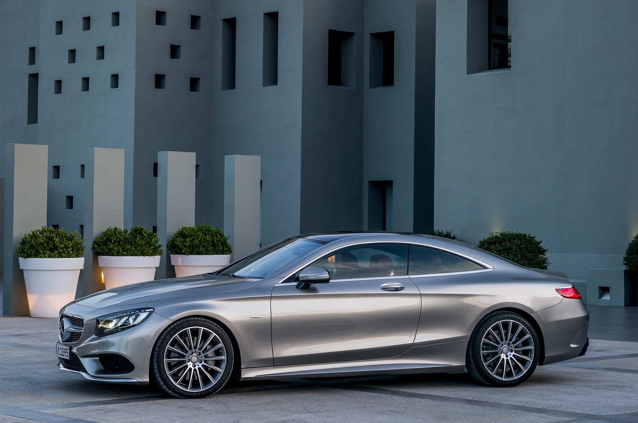 Mercedes Benz S-Class Coupe