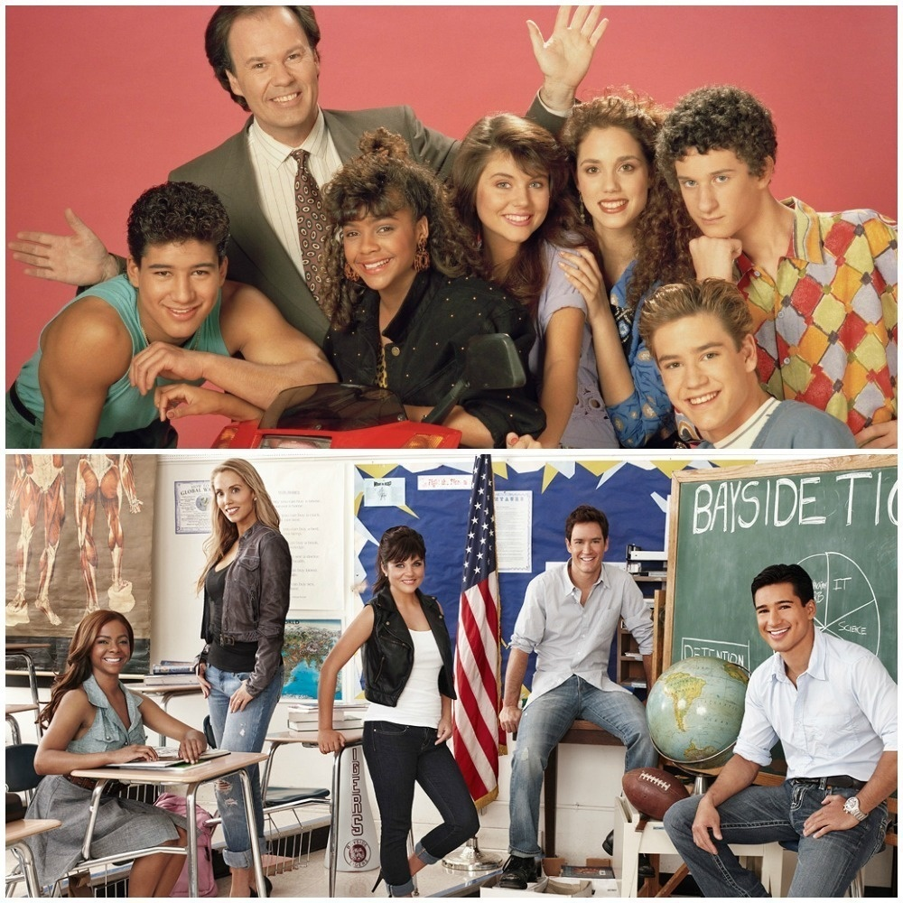 Saved by the Bell1989-2009