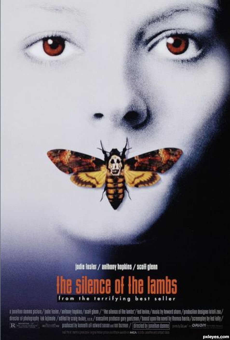 silence of the lambs, the silence of the lambs, silence of the lambs poster