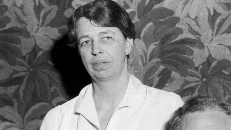 Gay Celebrities - Eleanor Roosevelt