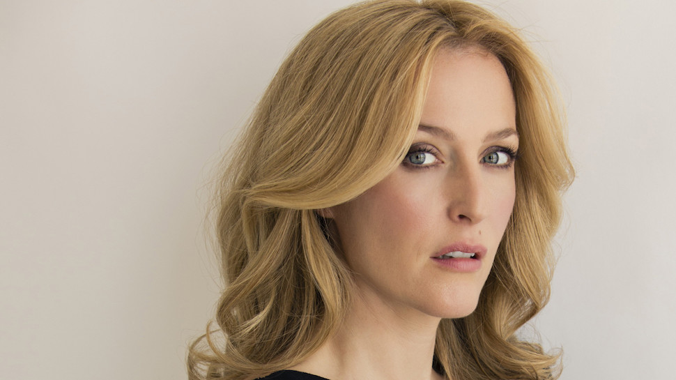 Gay Celebrities - Gillian Anderson