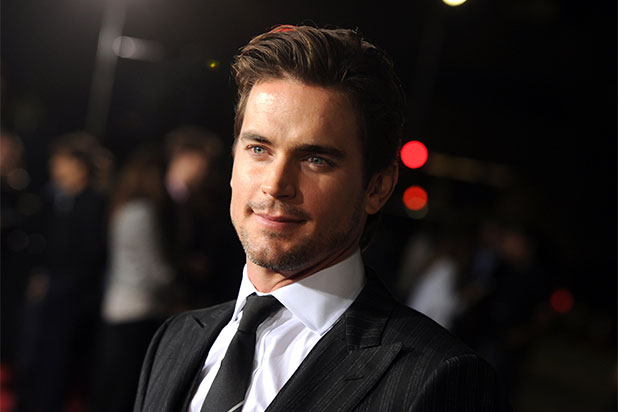 Gay Celebrities - Matt Bomer