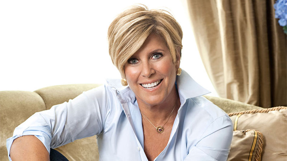Gay Celebrities - Suze Orman