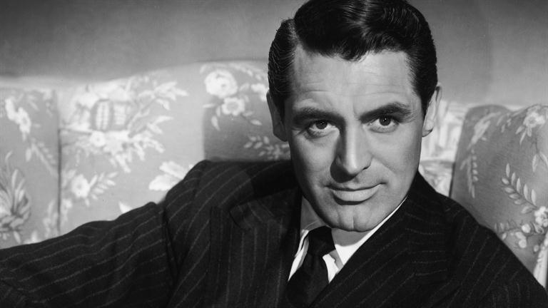 Gay Celebrities - Cary Grant
