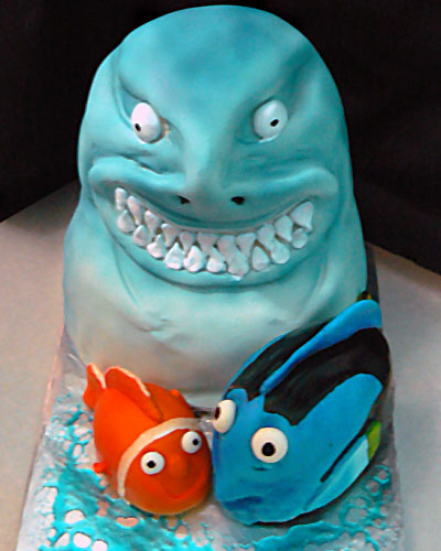 Funny and disastrous Disney cakes