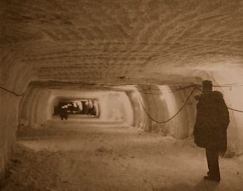 Underground Nuclear Ice City