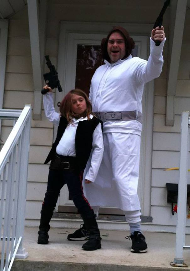Halloween outfits, awesome Halloween outfits , Halloween moments, daddy daughter Halloween moments