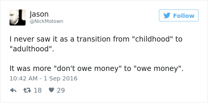 funny things about growing up, growing up, hilarious pictures, hilarious tweets, funny pictures, funny tweets, funny facts about adulthood