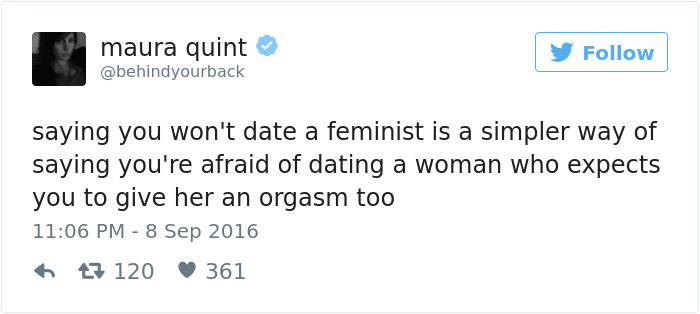 funny jokes, funny tweets, funny tweets on feminism, feminism jokes, jokes on feminism