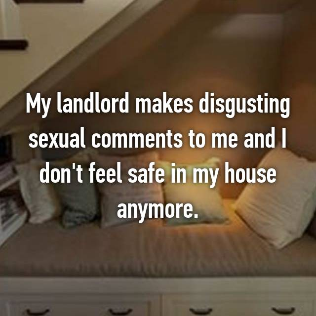bad experiences, terrible landlord, confessions of tenants, tenant confessions