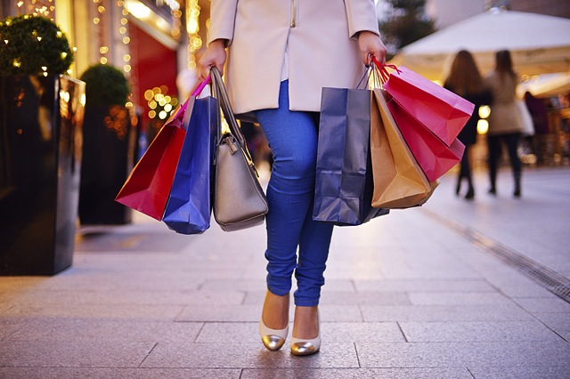 Shopoholics - shopping