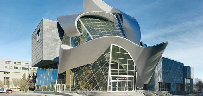 unusual museums you should visit - Art Gallery, Alberta (Canada)