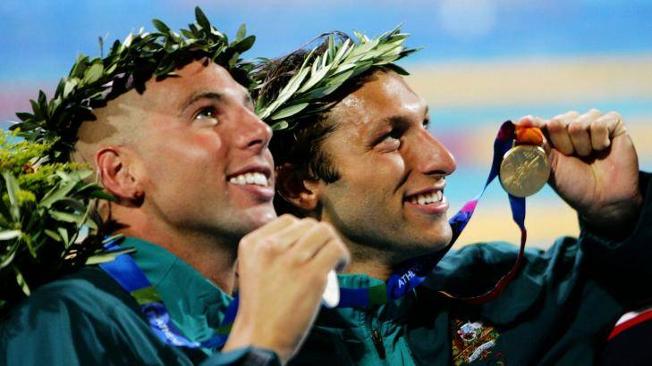 Swimming popular in Australia - Ian Thorpe, Grant Hackett and Dawn Fraser