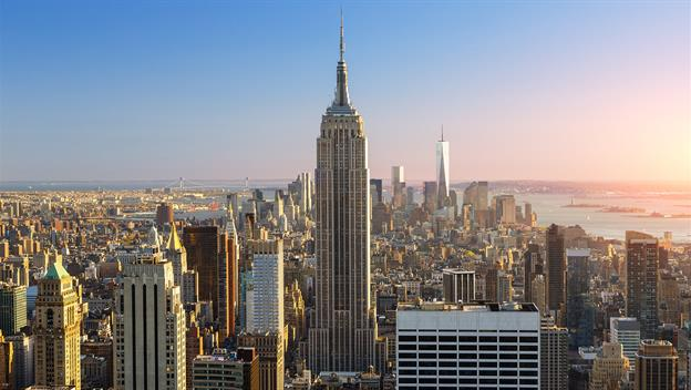 Places to see in New York - Empire State Building