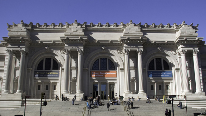 Places to see in New York - Metropolitan Museum of Art