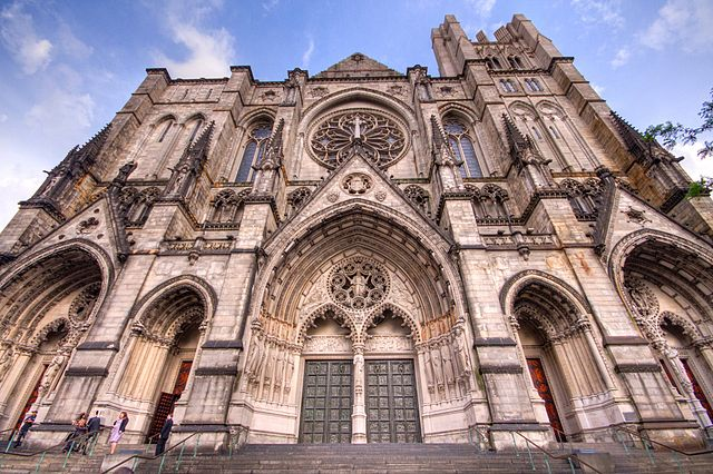 Places to see in New York - The Cathedral of St. John the Divine