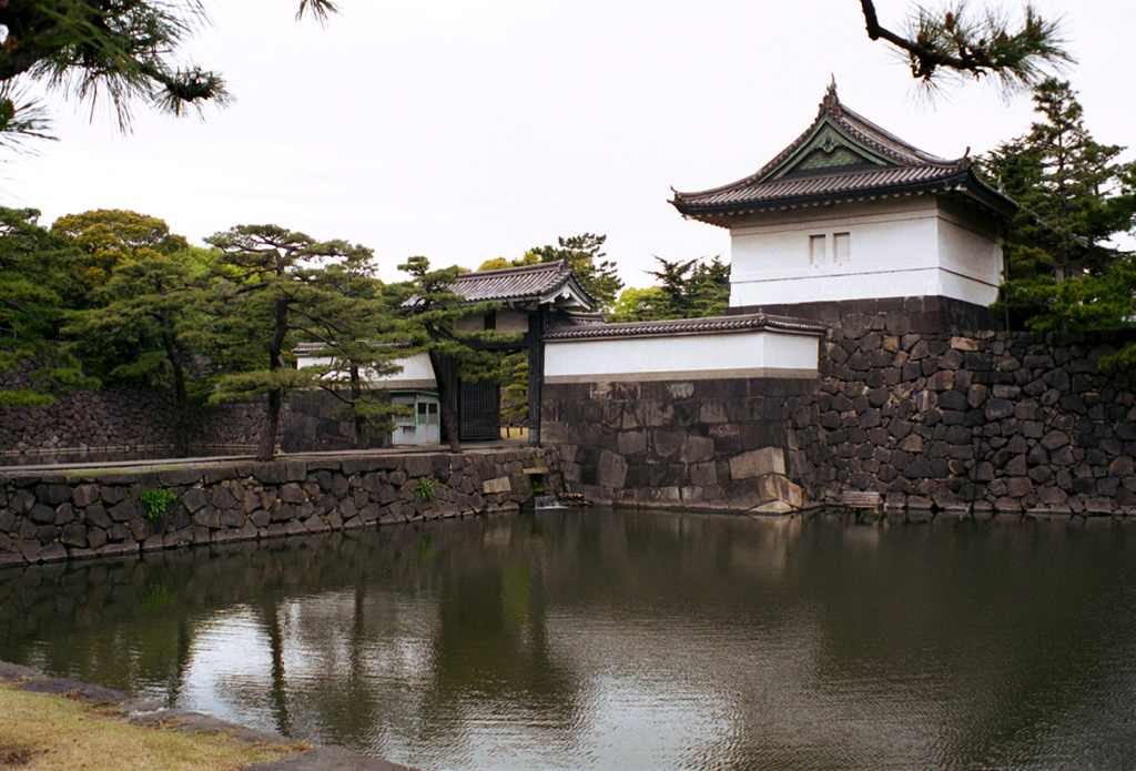 Places to visit in Tokyo - The Imperial Palace
