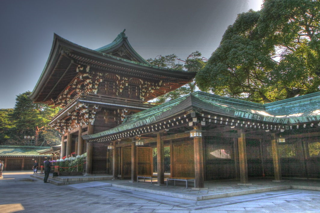 Places to visit in Tokyo - The Meiji Shrine