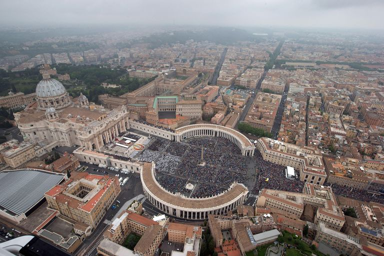 Some Interesting Geographical Facts! - Vatican City