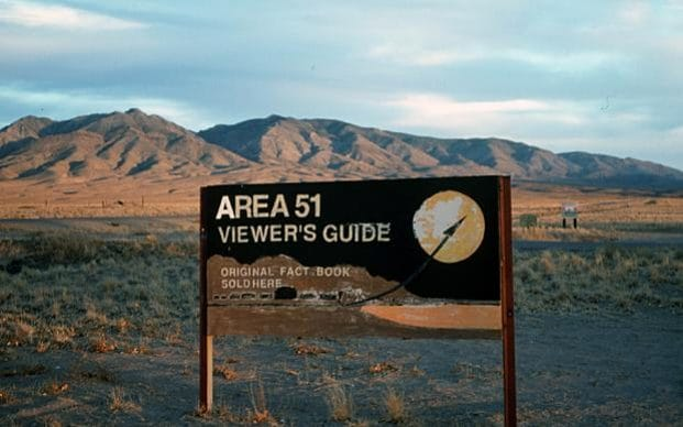 Strangest Places on Earth - Area 51