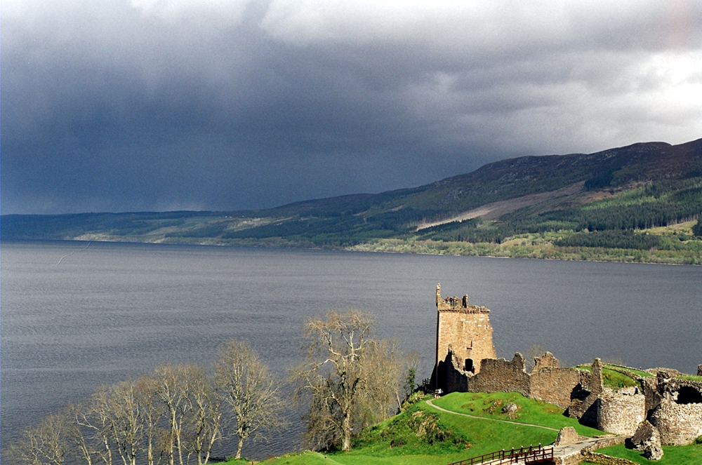 Strangest Places on Earth - Loch Ness