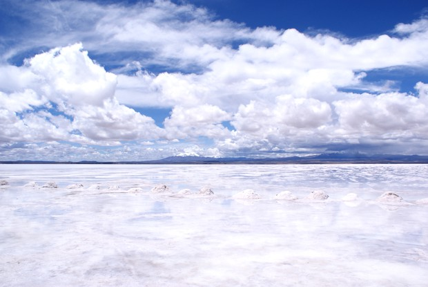 Strangest Places on Earth - Salar deUyuni