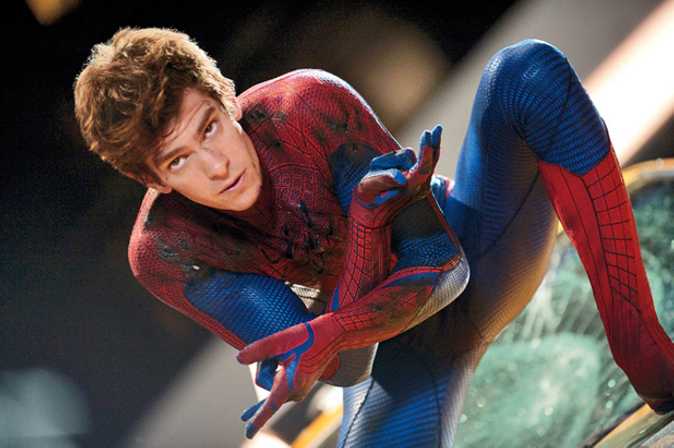 Best Spiderman Actors - Andrew Garfield
