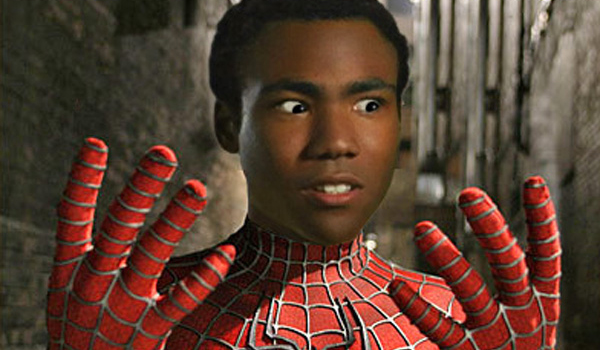 Best Spiderman Actors - Donald Glover