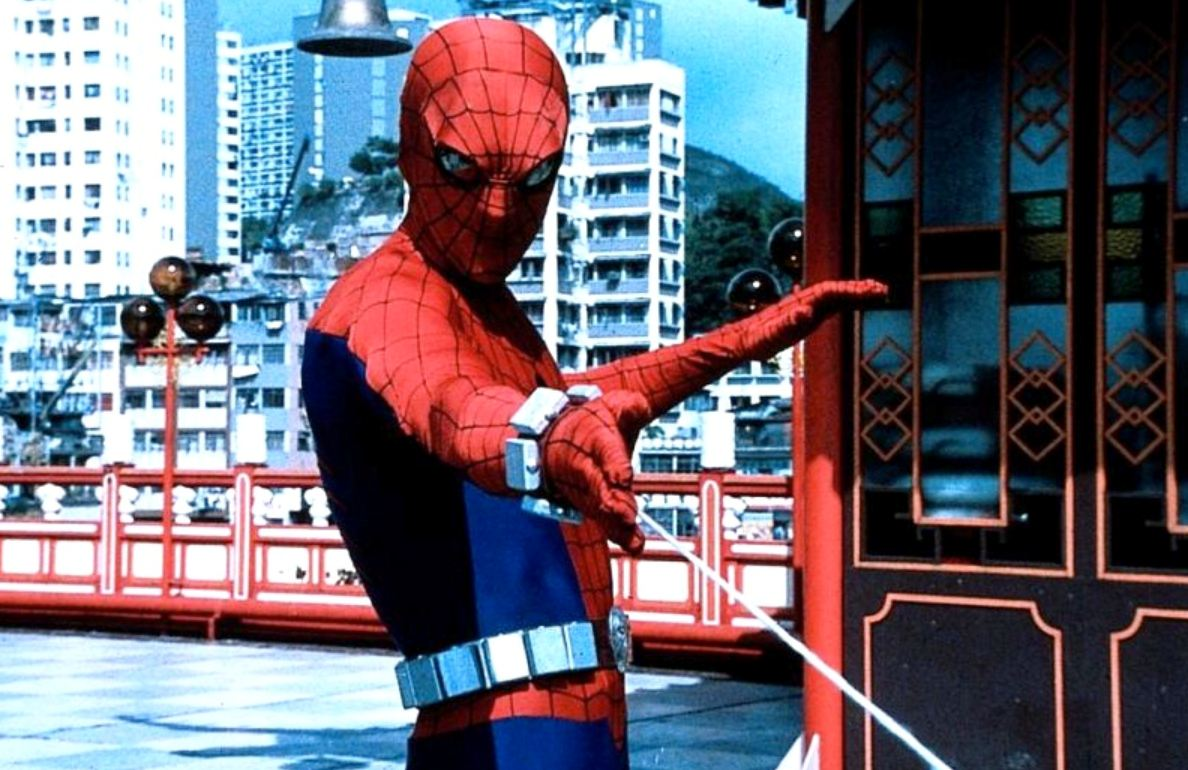 Best Spiderman Actors - Nicholas Hammond