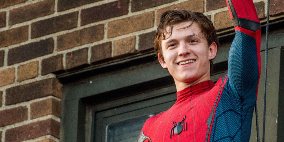 Best Spiderman Actors - Tom Holland