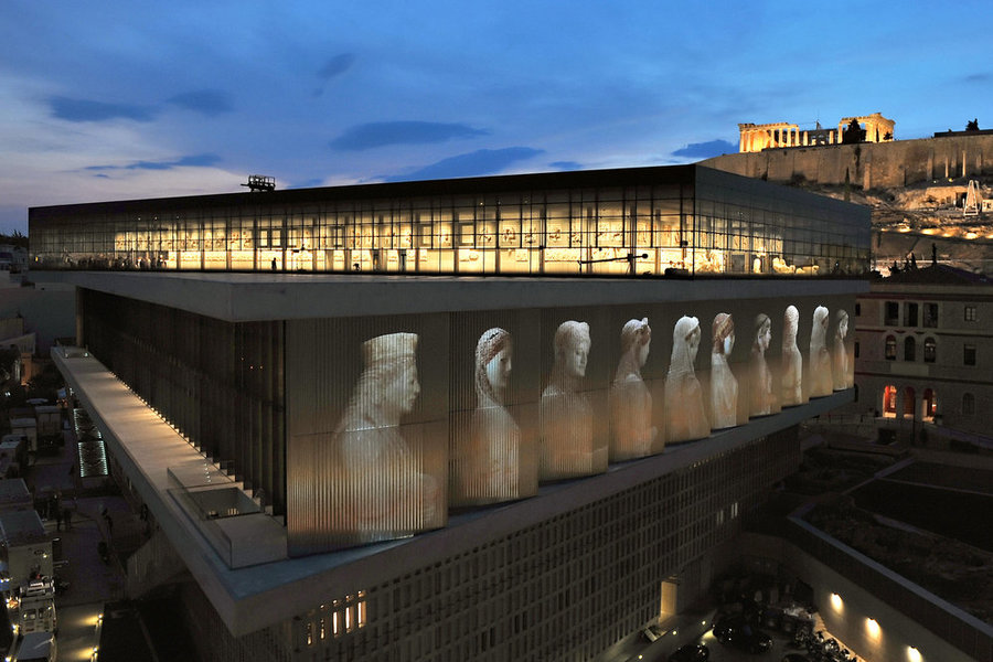 Best museums in world - The Acropolis Museum (Athens, Greece)