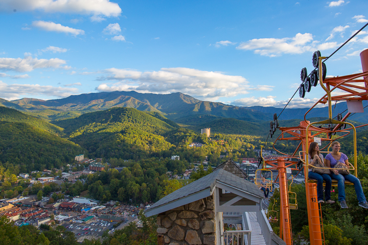 Cost effective destinations - Gatlinburg