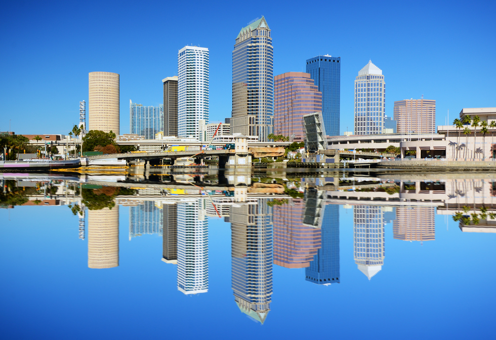 Cost effective destinations - Tampa