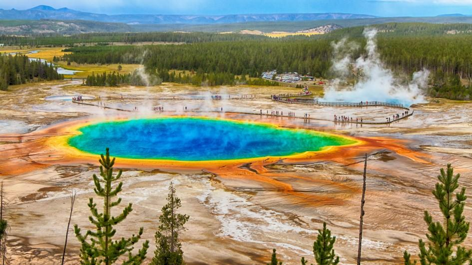 Cost effective destinations - Yellowstone