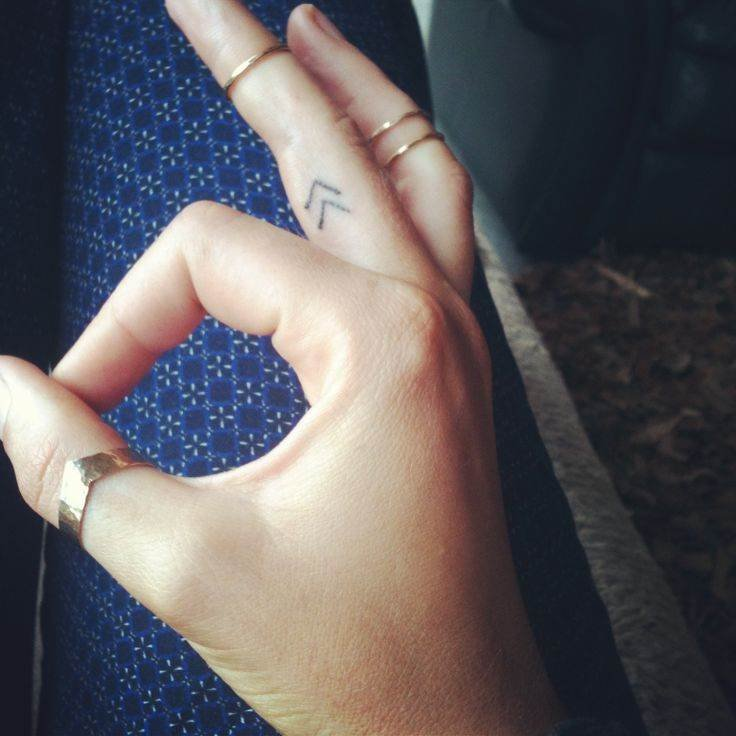 Minimalist tattoos with deep meaning (8)
