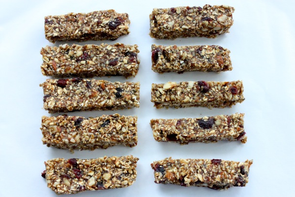 Snacks for weight loss - Chia Bars