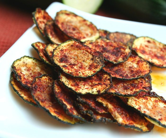 Snacks for weight loss - Chips with Sea Salt and Paprika