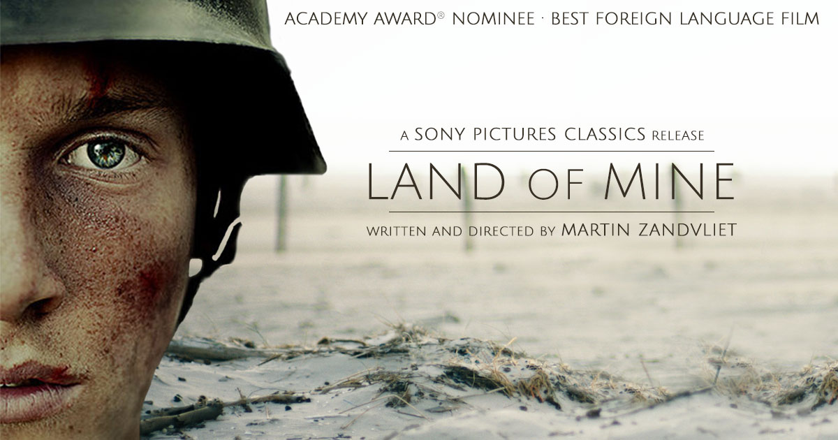 must watch movies of 2017 - Land of Mine
