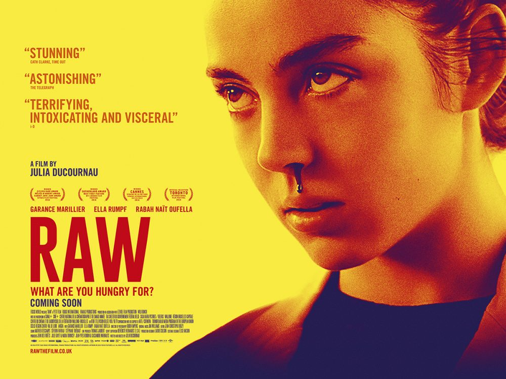 must watch movies of 2017 - Raw